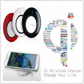 Fashion High Quality Wireless Charger Wholesale