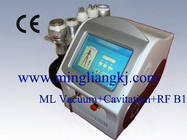2011 New Arrive 50khz Cavitation& RF &Vacuum machine (with CE and 3 years warranty)