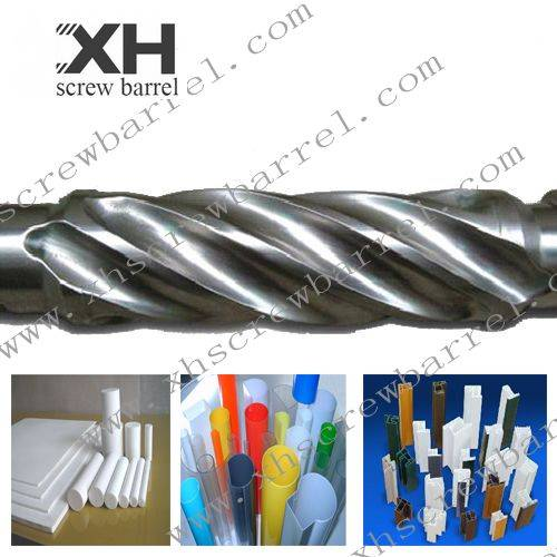 Screw cylinders for PP film blowing machine