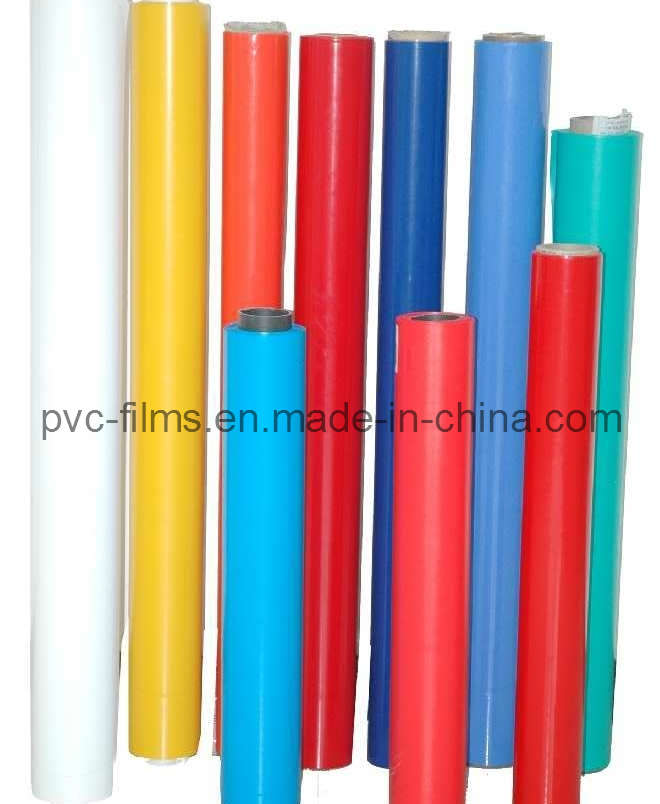 Colored PVC Film