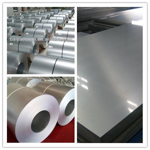 0.3mm thickness 1000mm Hot Dip Galvalume GL Steel Coil For Sale