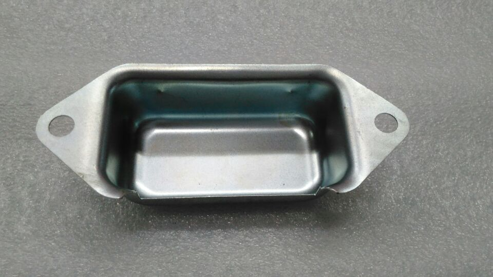 metal part with stainless steel