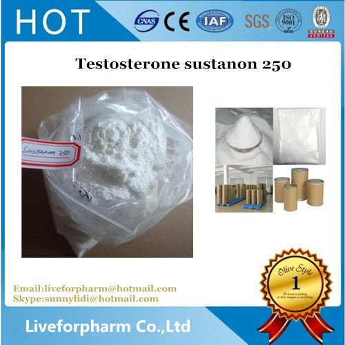 sustanon 250 Testosterone Sustanon 250 For Muscle Gaining CAS 68924-89-0