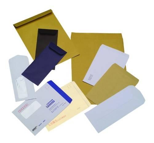 Custom C4/C5/DL/ZL/B6 Paper/Kraft Envelope Printing