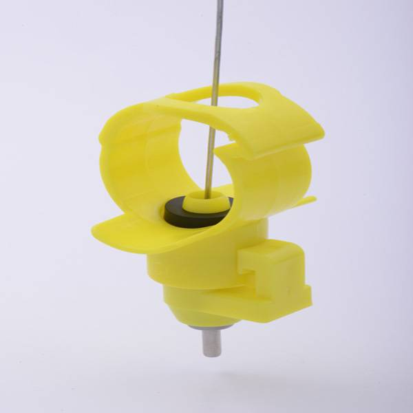 Best Selling ABS Plastic Automatic Nipple Drinker For Poultry Farm Equipment