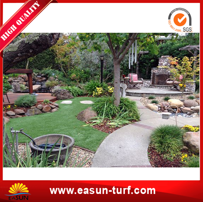 High UV-Resistance Synthetic Lawn Artificial Grass-MY