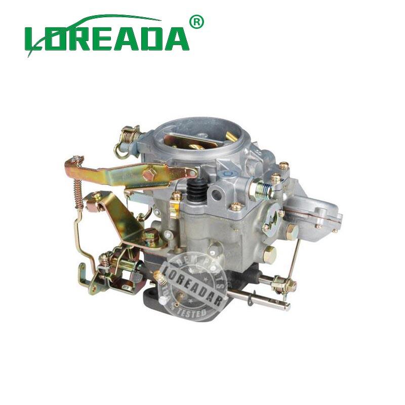 Loreada Carb Carburetor Carburettor Assembly for Toyota 2f Engine Land Cruiser 21100-61012 211006101