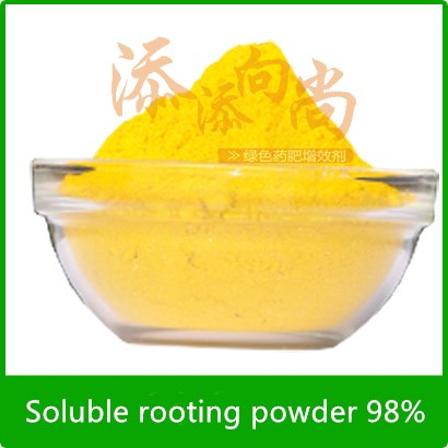 Plant growth regulator soluble rooting powder 98%TC
