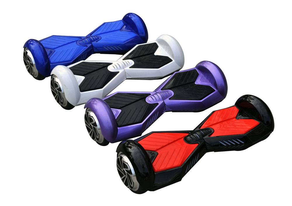 newest 2 wheel electric self balance scooter skateboard deck