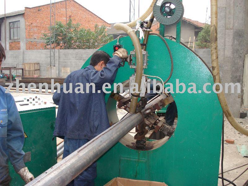 light pole welding machine, steel pole welder, polygonal post welding machine