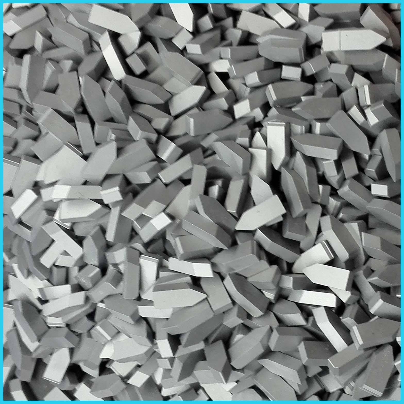 YG6 carbide brazed tips