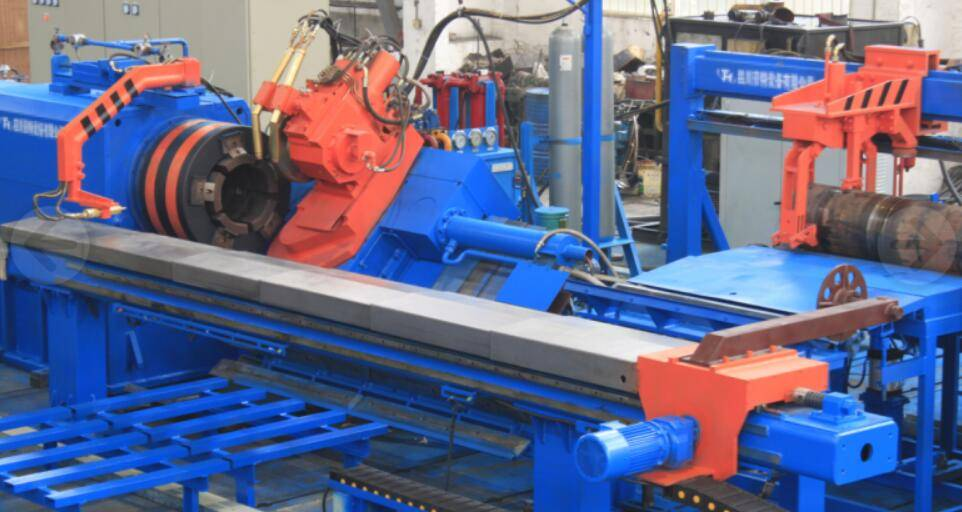 Gas Cylinder Production Line/Thermal Spinning Machine