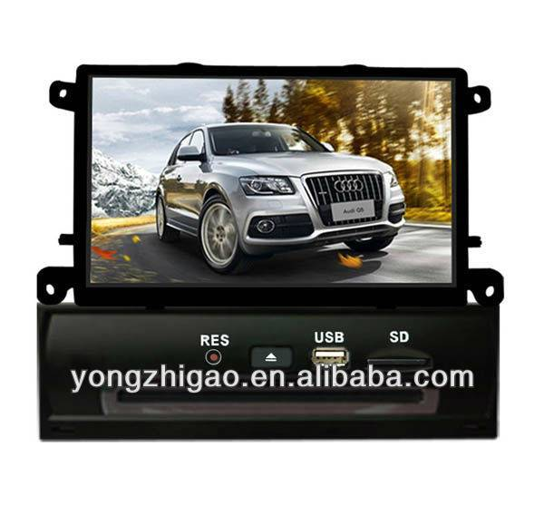 HOT!!7'' special in-dash dvd player for AUDI-A4/A5/Q5