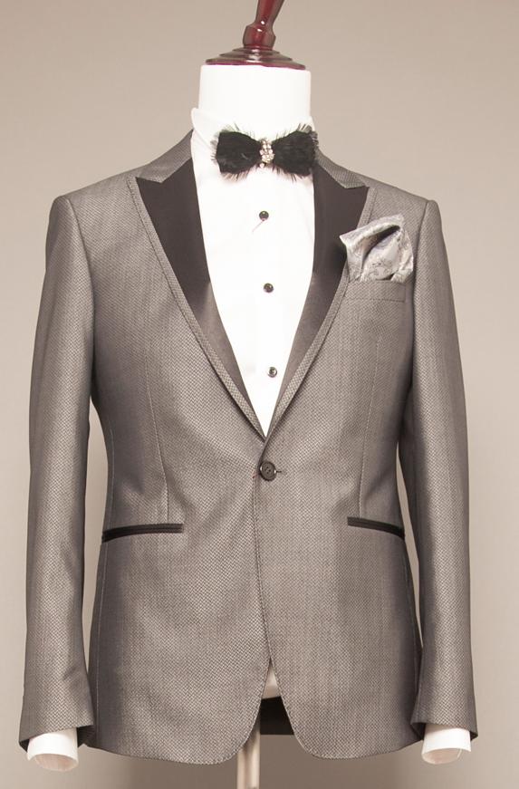2017 Latest design 2 button coat pant men casual suit
