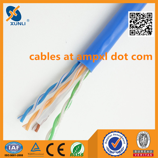 UTP 23AWG Cat6 Lan Cable