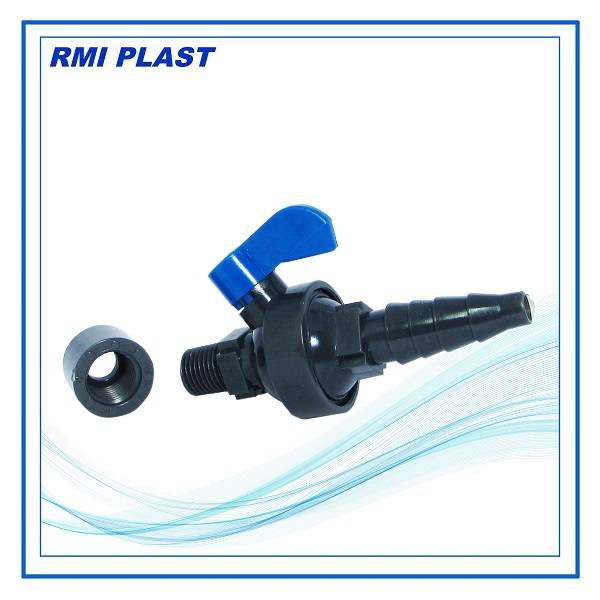 PVC sampling valve