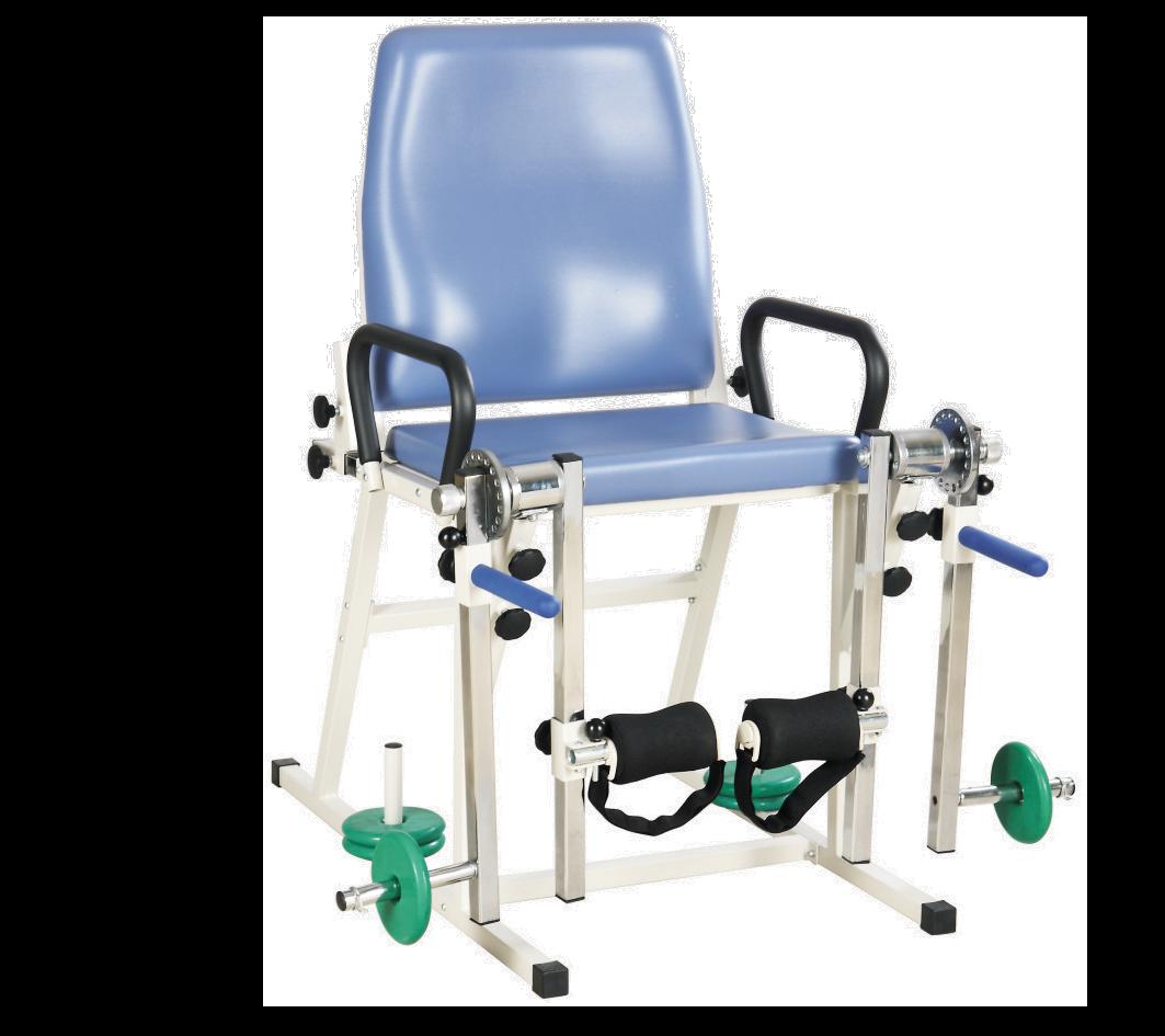 E-GST-01 Medical Equipment Knee Rehabilitation Exerciser