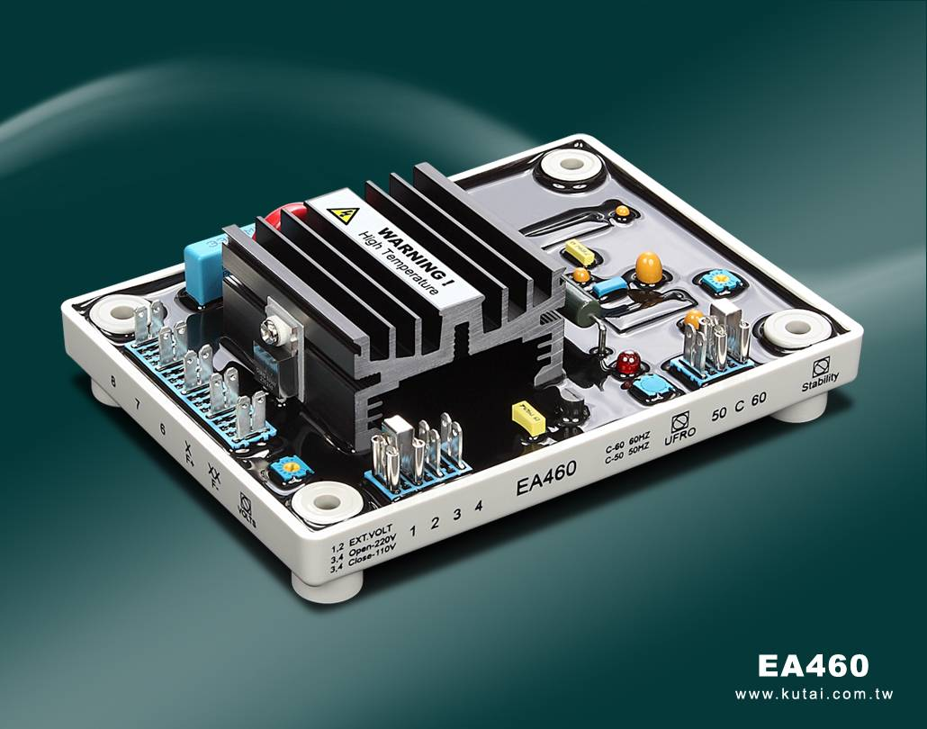 EA460 Generator AVR Voltage Regulator Replacement for Stamford SX460