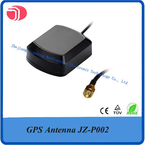 1575.42 MHz gps antenna with magnet mounting and sma connector
