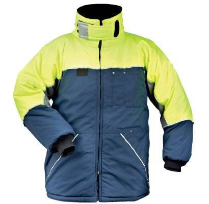 Deep freezer jacket with 3M thermal cotton