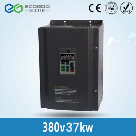 Hot VFD Inverter Frequency converter 37kw 50HP 3PHASE 380V 600Hz for CNC high speed spindle motor