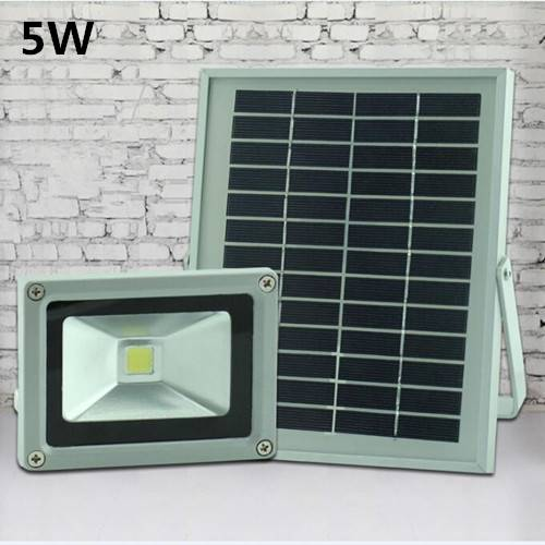 Solar LED Flood Security Garden Light LEDs Outdoor Path Spot Lamp Solar Street Light