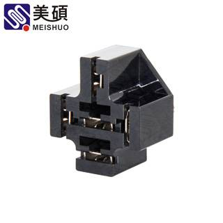 MEISHUO MSD socket male female connector relay socket