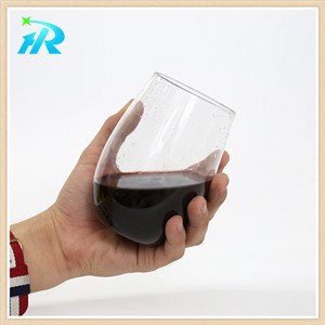 2017 Made in China Disposable Plastic Wine Cup