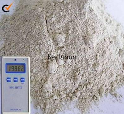 Negative Ion Powder Material
