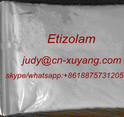 top quality high purity Etizolam in stock for sale online seller: judy(at)cn-xuyang(dot)com
