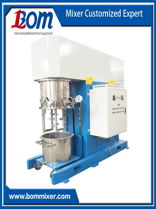 adhesive  making industiral planetary mixer