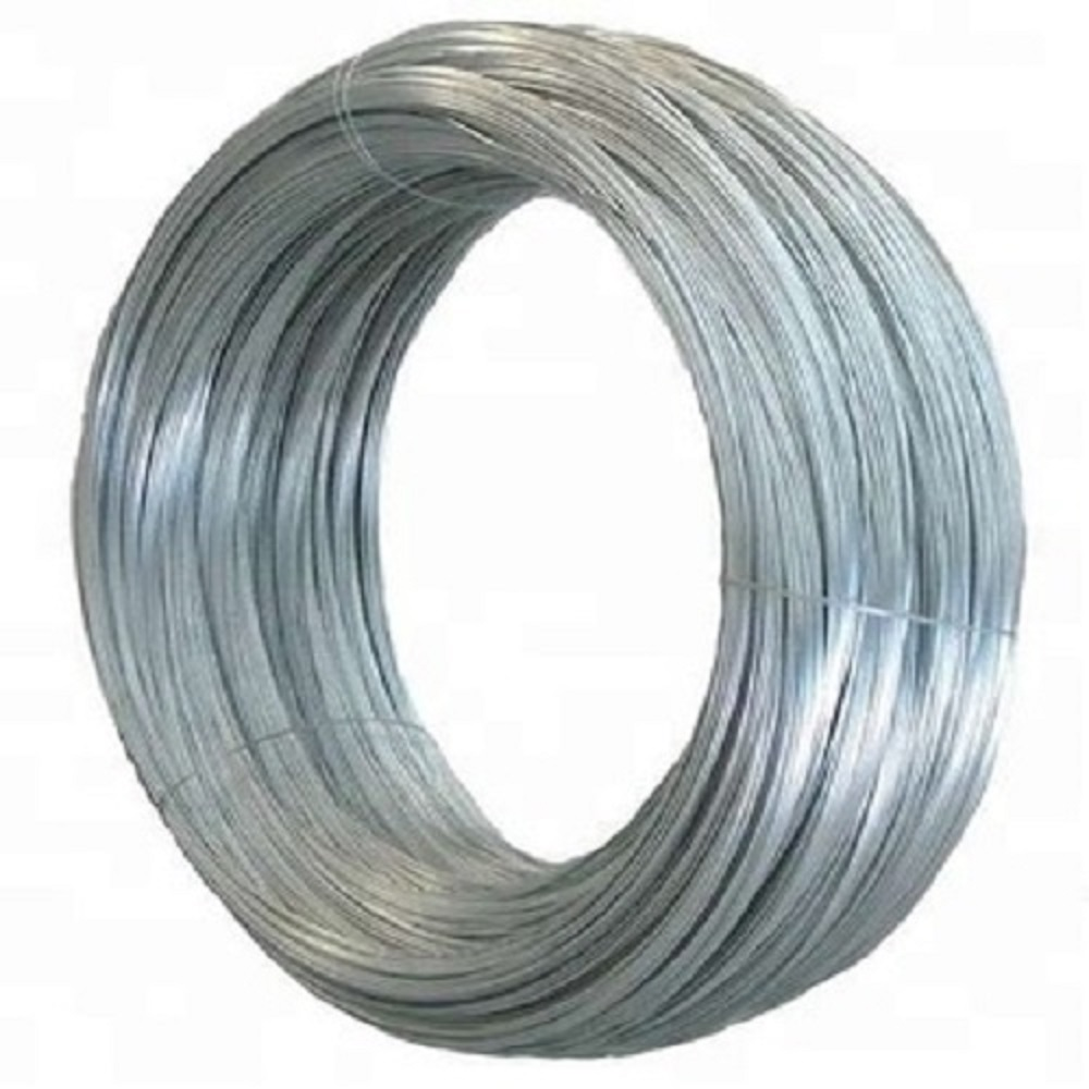 Fctory Stainless Steel/Galvanized Steel Wire Rope 6X24+7FC