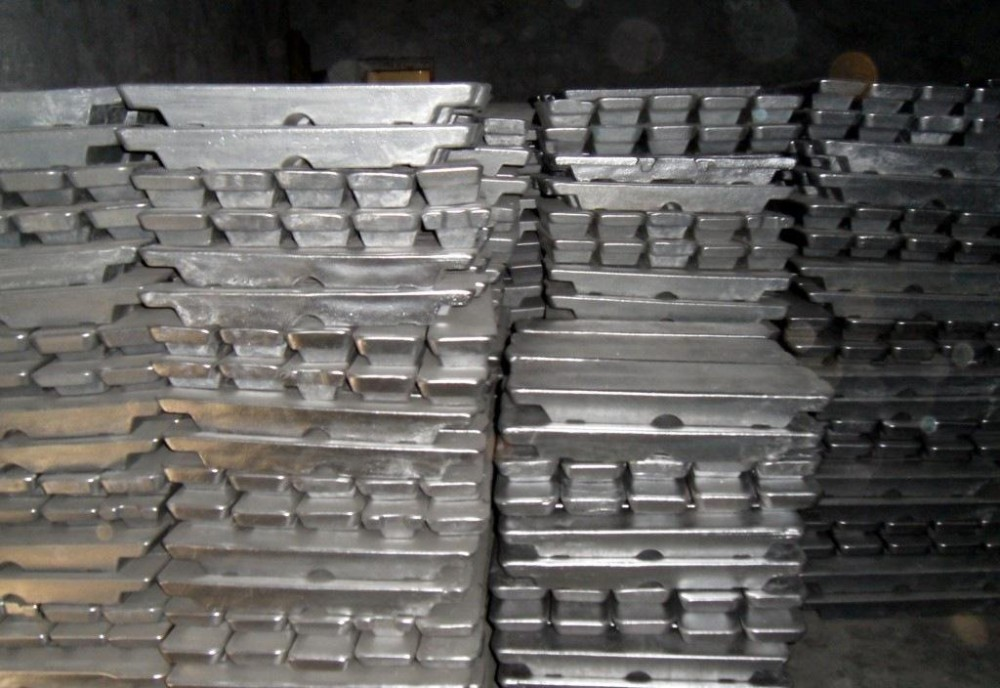 Raw metal quality guaranteed aluminum ingot