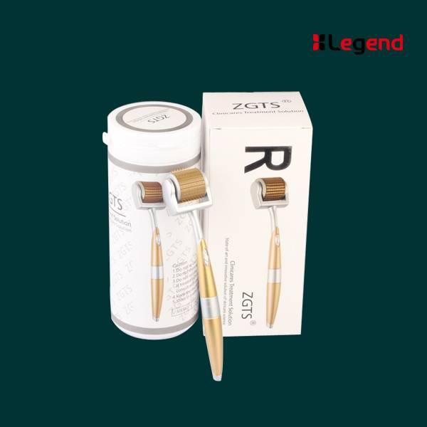 Zgts derma roller 540 Needles, 192 Needles Derma Roller, Micro Needle Beauty Roller B-66