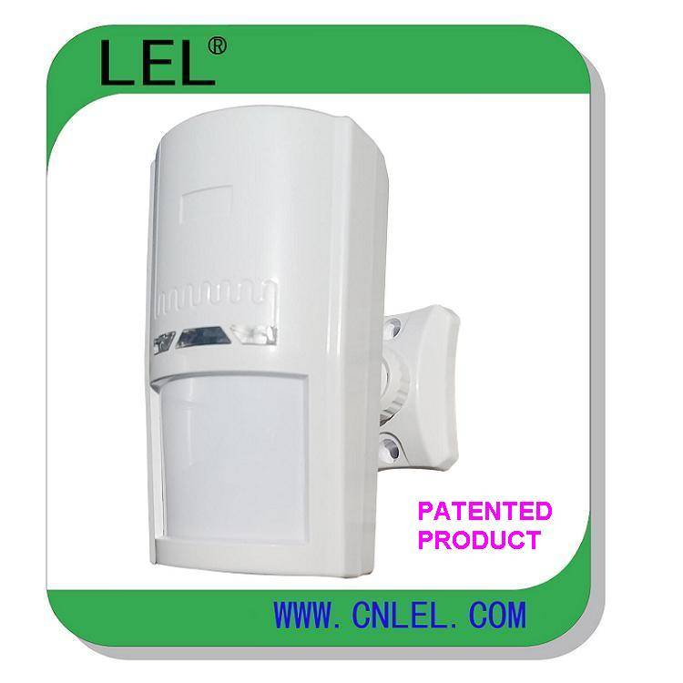 LPD-W12  Factory Price Digital Dual Infrared & Microwave Detector, super Anti-False Alarm