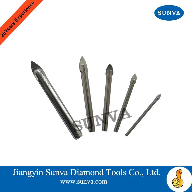 SUNVA Carbide Drill Bits / Diamond Tools
