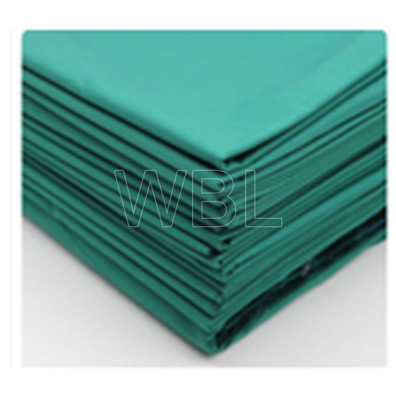 Anti-static woven fabric for hospital hot sale medical fabric from china manufacturers