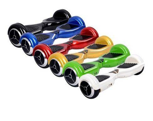 ce/rohs smart hands free smart balance electric scooter 2 wheels self balancing hoverboard