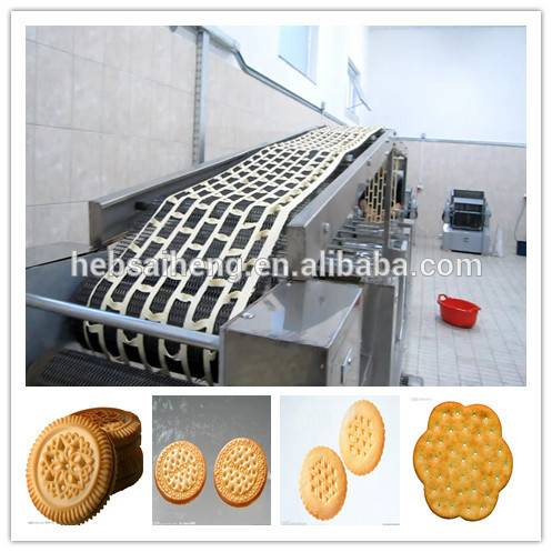2017  biscuit machine for factory use