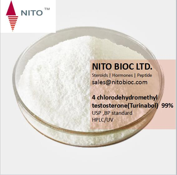 Nito Strong Steroid powder:4 chlorodehydromethyl testosterone year-end promotion