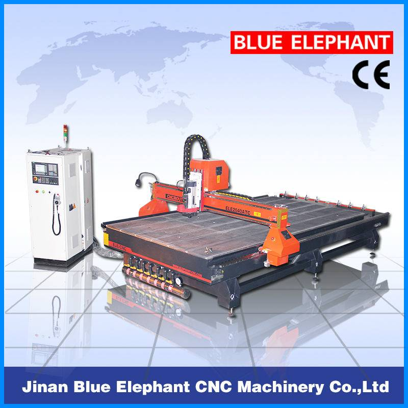 high precision DSP controller cnc router 2040 for wooden furniture