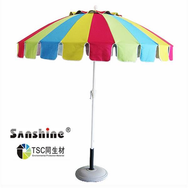 china outdoor large sun umbrella wholesale