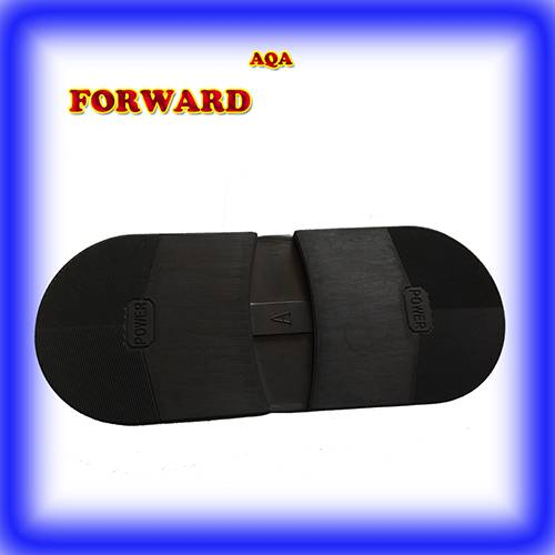 high quality rubber heels for repair 4mm of China manufacturer