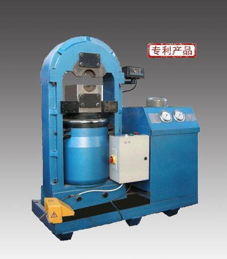 600T H-type Hydraulic Wire Rope Swaging Machine/Wire Rope Sling Making Machine From China