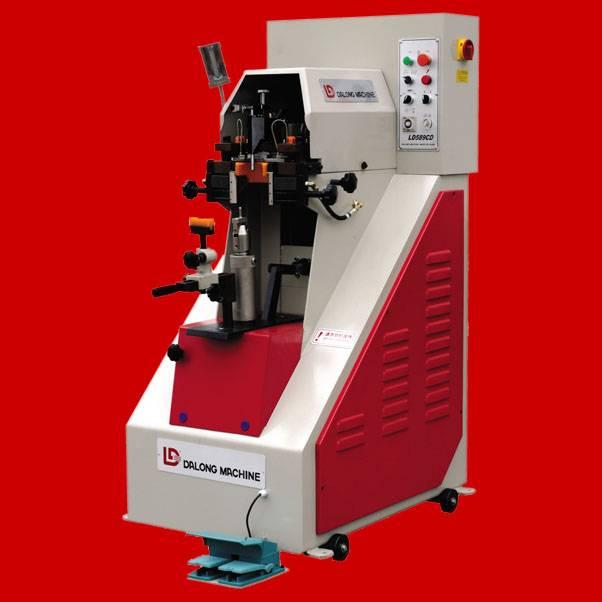 LD-589C Hydraulic Heel Seat Lasting Machine