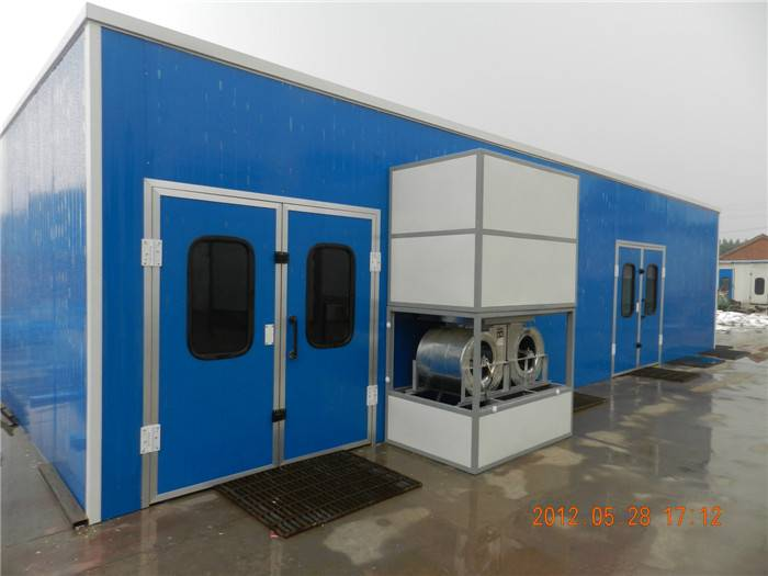D Oriental DOT C7 China supplier alibaba paint booth car paint shop auto spray booth