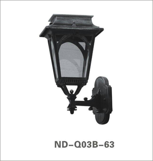 Nande Solar LED wall light