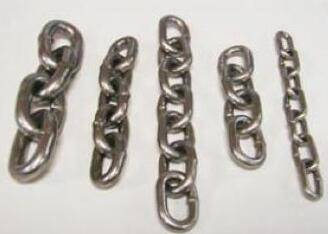 Steel Link Chain, Chain Spares