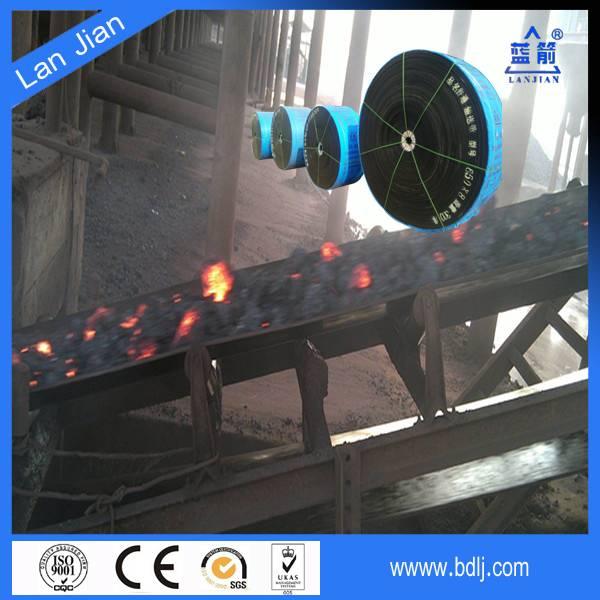 PVC Interwoven Professional Solid Woven Conveyor Belt Manufacturer