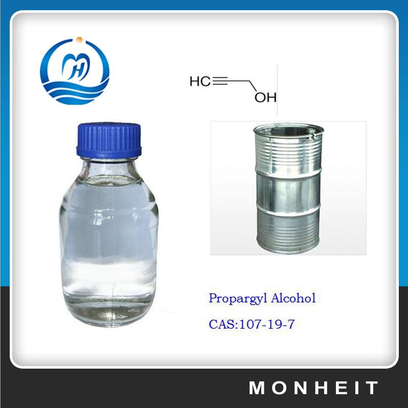 High Purity Top Quality Propargyl Alcohol (PA) 107-19-7